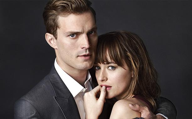 50 Shades of Grey Entertainment Weekly Cover